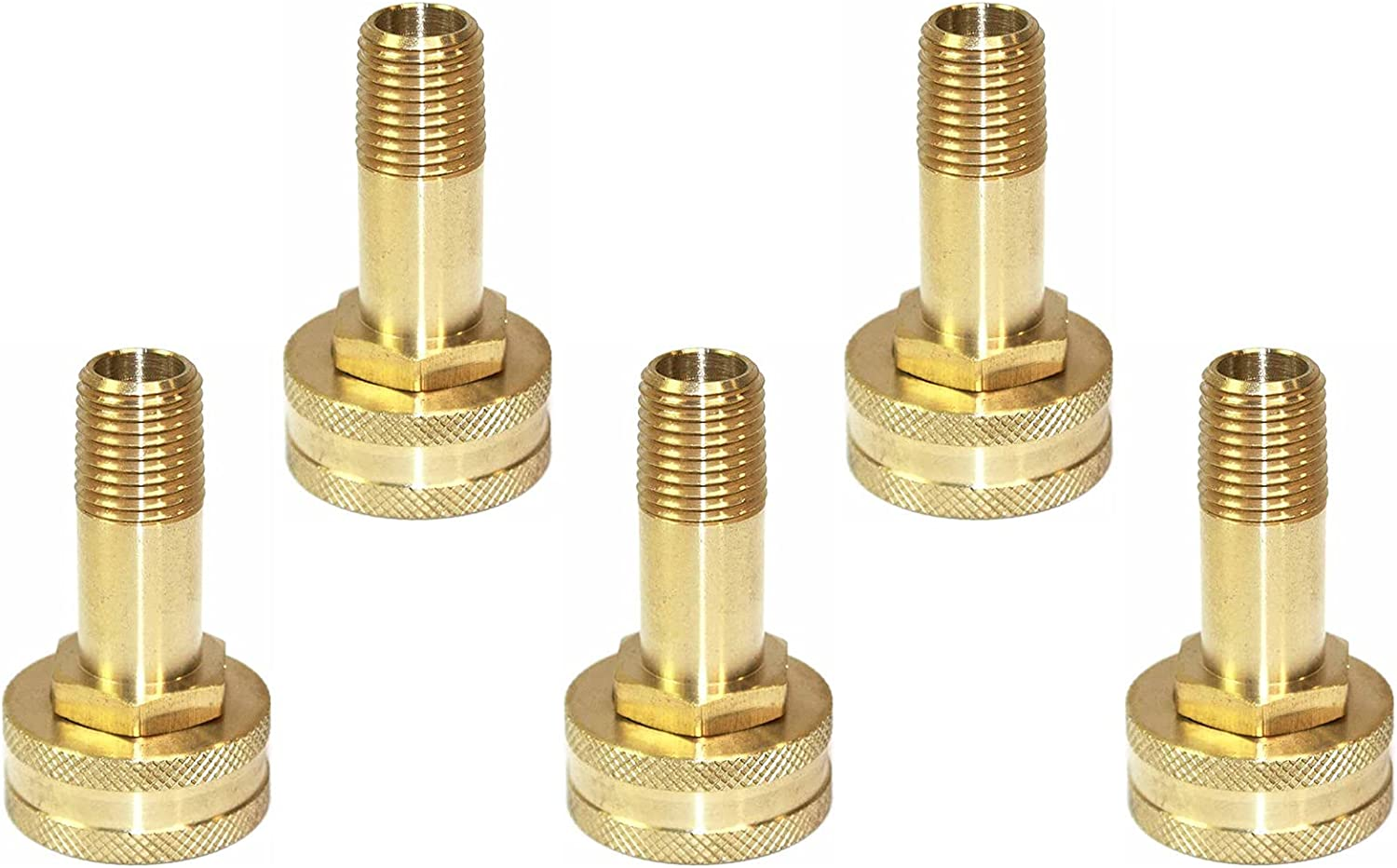 Interstate Pneumatics FGF104 3 Tucson Mall Jacksonville Mall 4 Inch Male 1 Female GHT x
