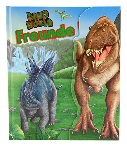 Freundebuch Dino World