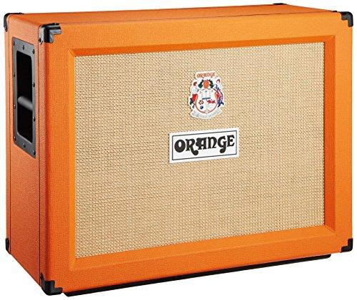 Orange Amplifiers PPC Series PPC212OB 120W 2x12 Open Back Guitar Speaker Cab Straight