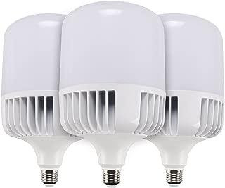 SUNTHIN Pack of 3 Warm White 40 Watt LED Bulbs 2700K 4000LM 300W Replacement Yard Light Bulb LED Corn Light Bulb