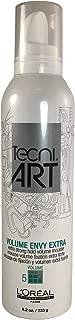 Tecni Art - Volume Envy Extra Strong Hold Volume Mousse 8.2oz