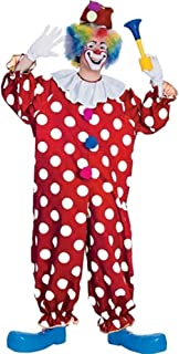Costume Haunted House Collection Dotted Clown Costume