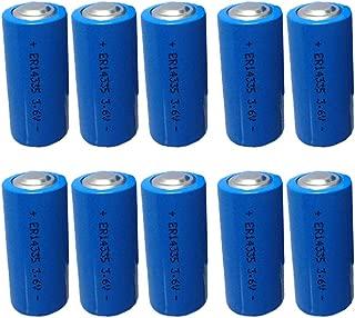 ER14335 2/3AA 3.6V 1650mAh Primary Lithium Battery 10-Pack