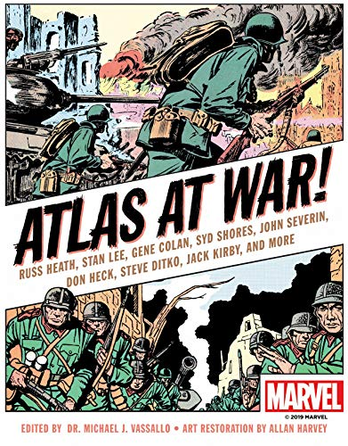 Compare Textbook Prices for Atlas at War Illustrated Edition ISBN 9781682474709 by Vassallo, Dr. Michael,Harvey, Allan
