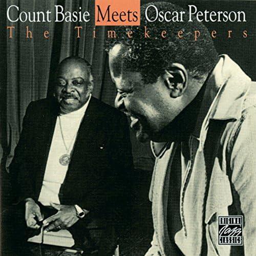 Count Basie & Oscar Peterson