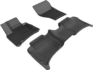 MAXpider KAGU Mat [3D] Porsche - PO Cayenne [958] Black