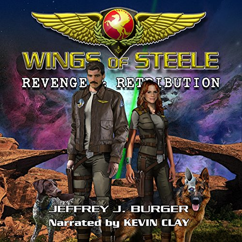 Revenge and Retribution audiobook cover art
