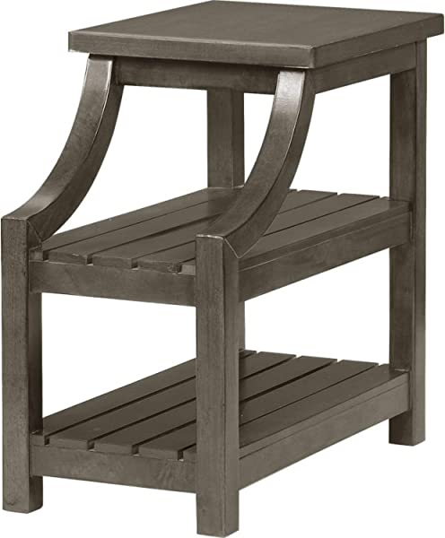 Powell Williams End Table In Gray