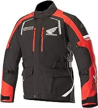 Alpinestars Chaqueta para moto Andes V2drystar Jacket Honda Negro Rojo L