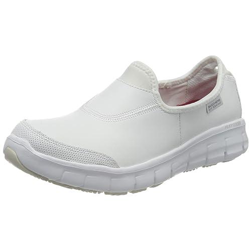 skechers nursing shoes amazon