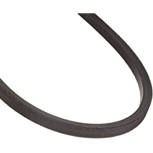 Smooth 1 Band 84.00 in Outside Length Browning V-Belts: B81 B Section