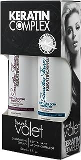 Keratin Complex assistenza Color Care Viaggi (shampoo/balsamo 89 ml), 1 confezione (1 x 0,178 l)
