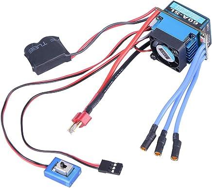 SMAKN 320A Dual Mode Brush Speed Controller ESC Regulator