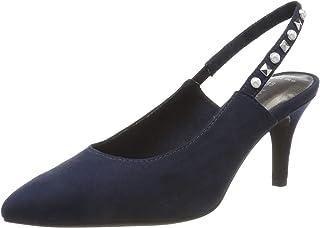 MARCO TOZZI 2-2-29618-32, Scarpe con Cinturino alla Caviglia Donna