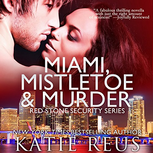 Miami, Mistletoe & Murder audiobook cover art