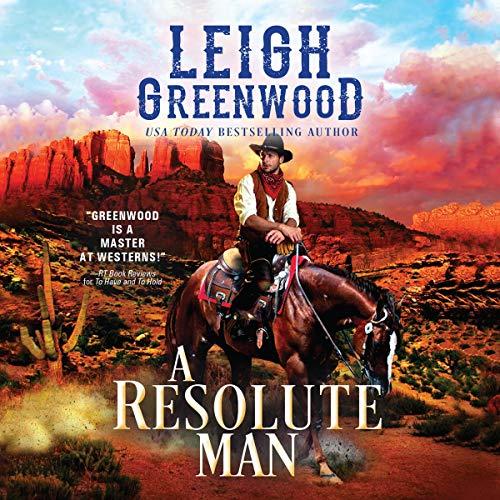 A Resolute Man audiobook cover art