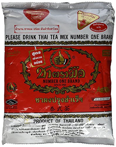 Thai Tea Mix Number One Brand 400g