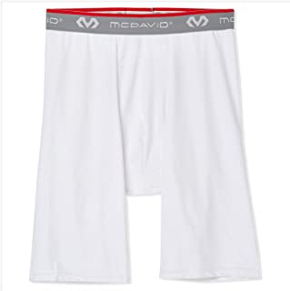 Mcdavid Compression Support Short - 710Cr-Wh, XL White