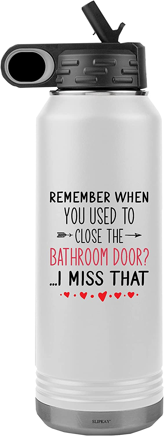 Remember When You Used To Close 32oz Door cheap The Bathroom W Miami Mall Tumbler