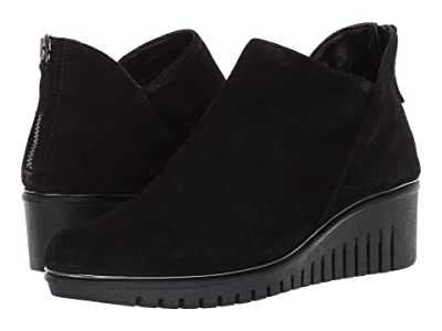 The FLEXX Milky Way (Black Waterproof Suede) Women