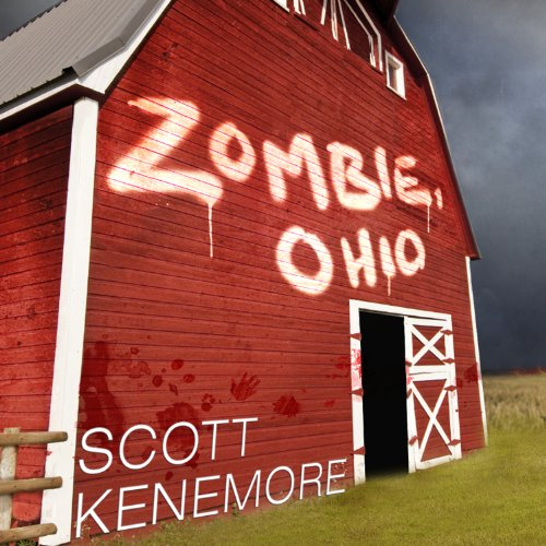 Zombie, Ohio audiobook cover art