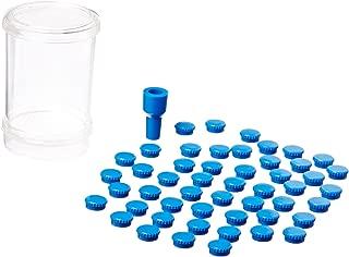 pack of 12 0.22um PES Schubert and Weiss 431118 Bottle Top Filter 500ml 45mm