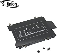 S-Union New Replacement Hard Drive HDD Caddy Frame Bracket with Screws for HP EliteBook 840 850 740 750 745 755 G3 (NOT Compatible with 840 G1 G2)