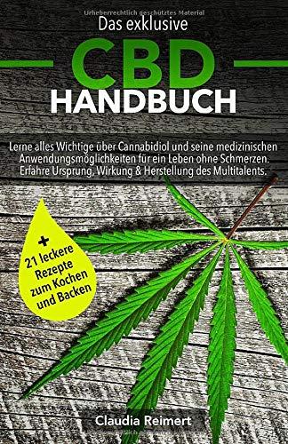 Das exklusive CBD Handbuch: Lerne alles...