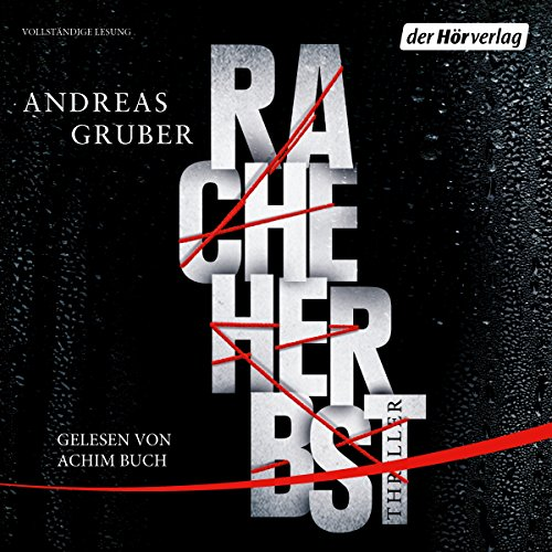 Racheherbst audiobook cover art