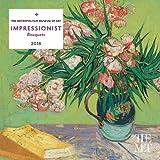 Impressionist Bouquets 2018 Mini Wall Calendar (Calendars 2018)