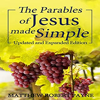 The Parables of Jesus Made Simple audiobook cover art