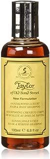 Taylor Of Old Bond Street Sandalwood H & B Shampoo, 100ml