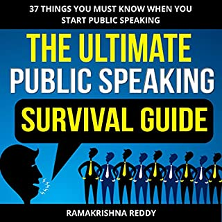 The Ultimate Public Speaking Survival Guide cover art