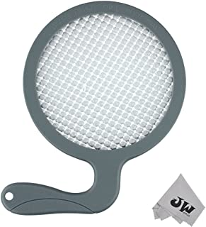 JW WB-F1 White Balance Filter for Lenses up to 95mm Diameter JW Emall Micro Fiber Cleaning Cloth