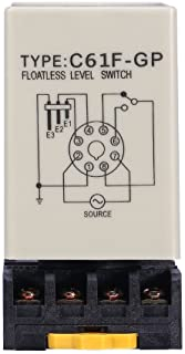 Interruptor de Nivel sin Flotador, Controlador de Nivel de l