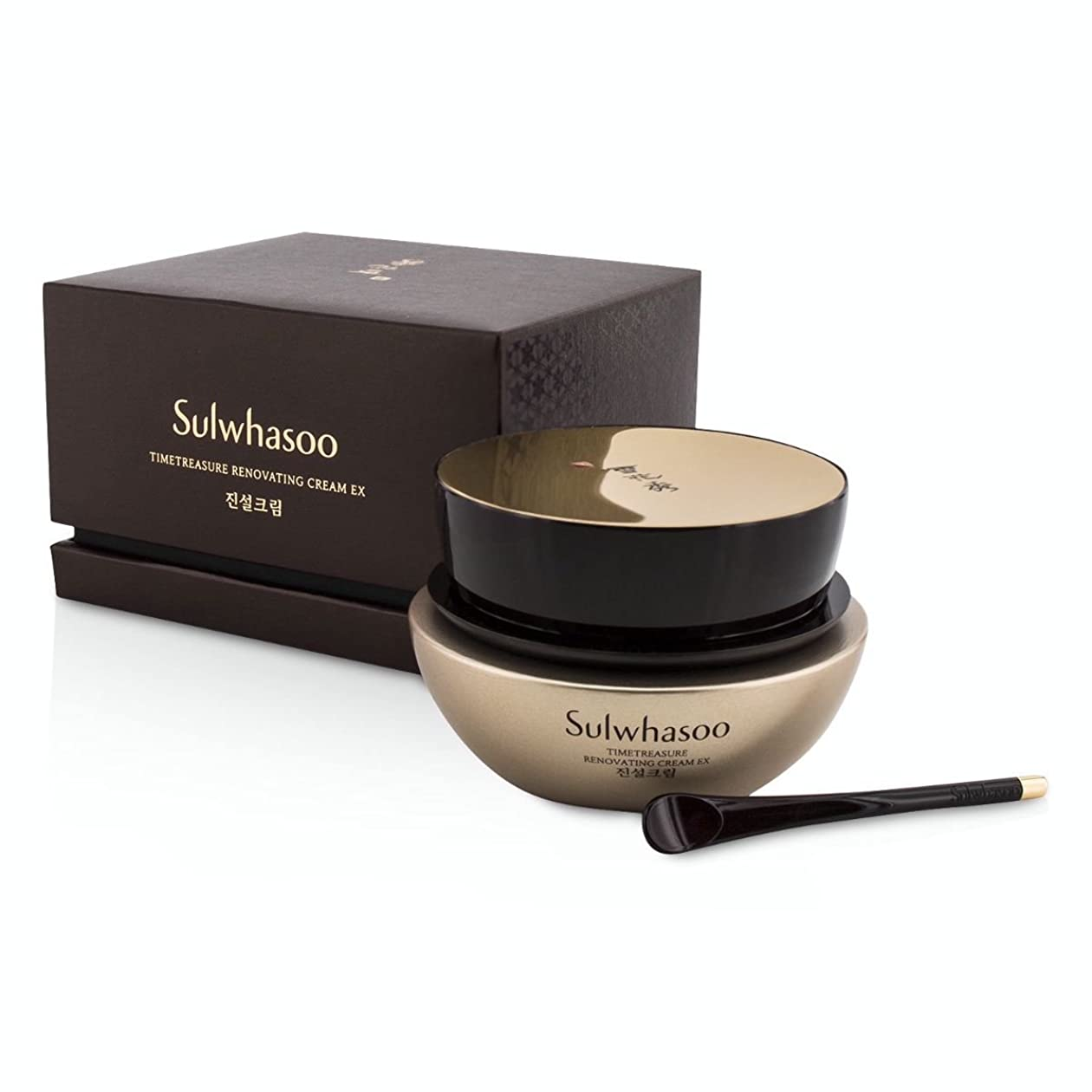 [Sulwhasoo] Timetreasure Renovating Cream EX (Manufacture Date: 02/2015) 60ml/2oz