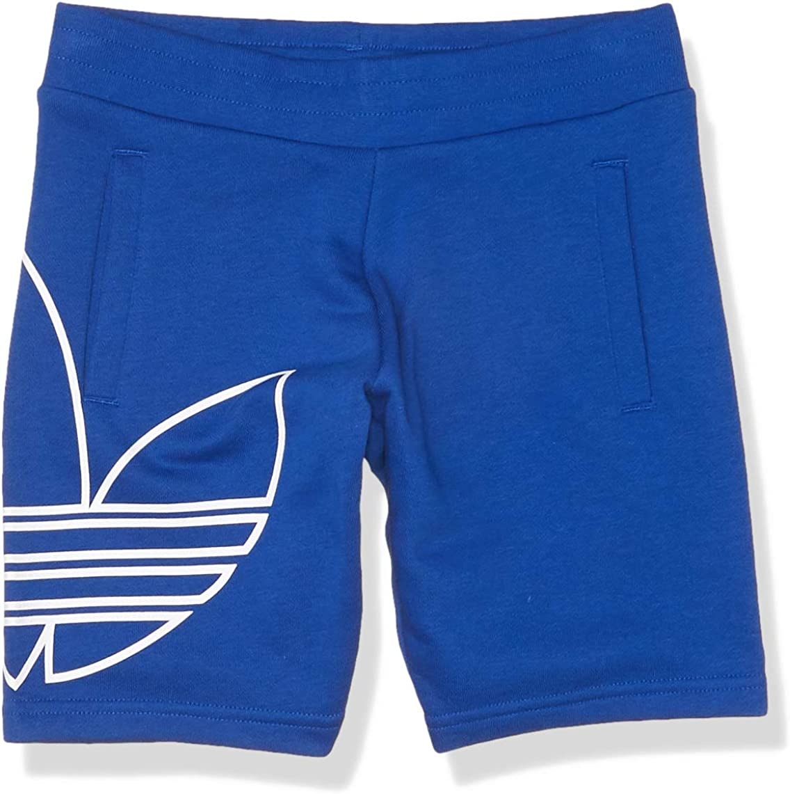 Max 41% OFF adidas Originals It is very popular Unisex-Youth Trefoil Shorts Large