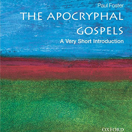 The Apocryphal Gospels audiobook cover art