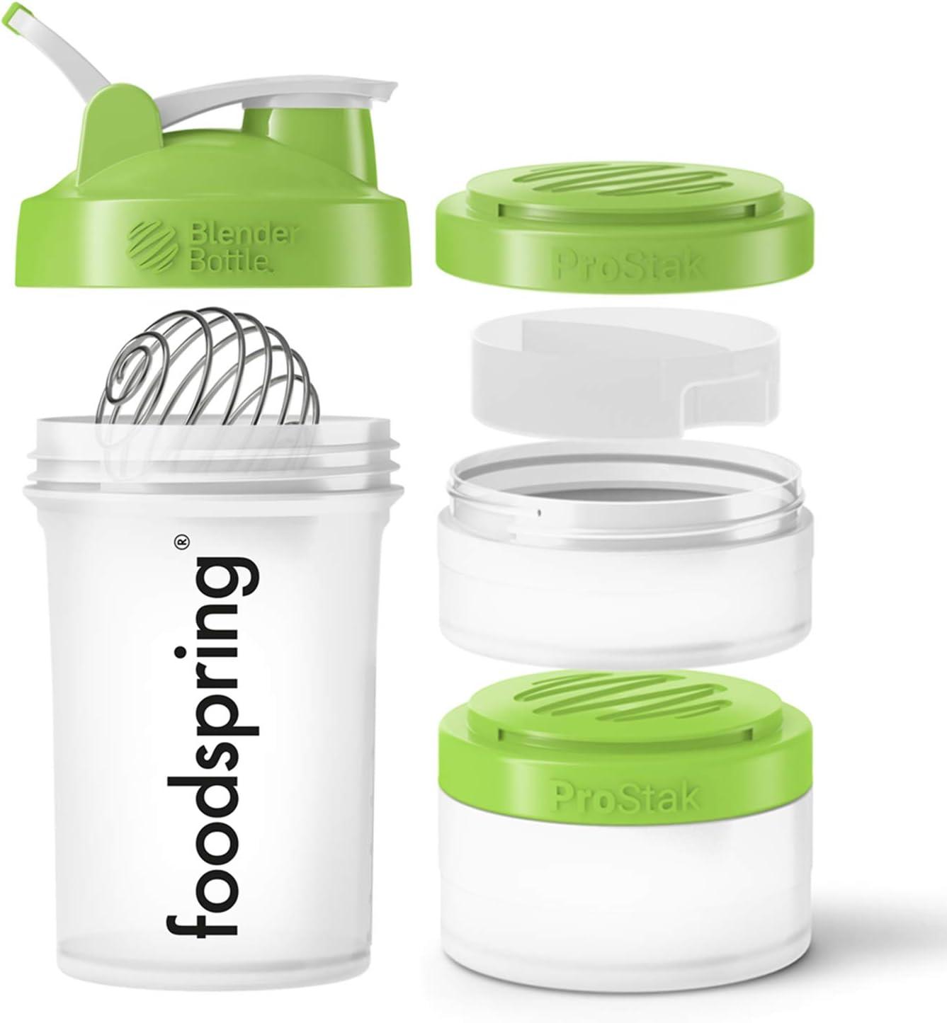 foodspring - Premium Shaker de 650ml - Tu shaker todo en uno ...