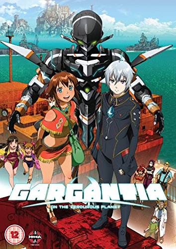 Gargantia on The Verdurous Planet Complete Series (INCL. Bonus OVAS) [Edizione: Regno Unito] [Import]