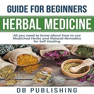 Herbal Medicine Guide for Beginners audiobook cover art