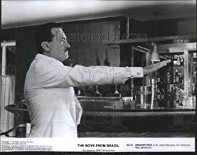 Historic Images - 1978 Press Photo Gregory Peck as Dr. Josef Mengele in The Boys from Brazil