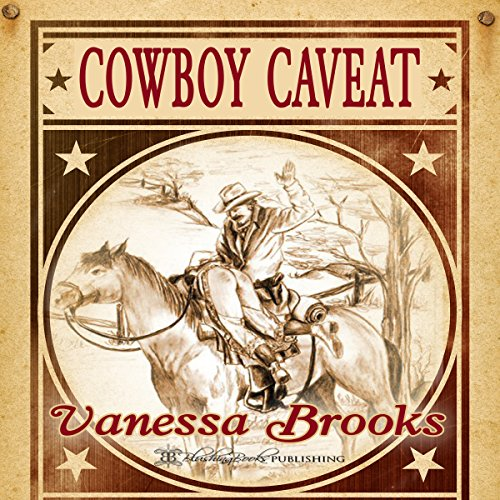 Cowboy Caveat audiobook cover art