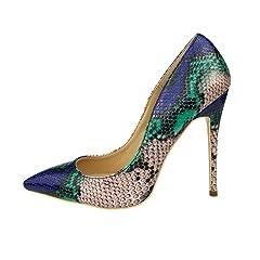 53c2bb265138 Women High Heel Shoes Dress Footwear Fashion Lady Wedding Female ...