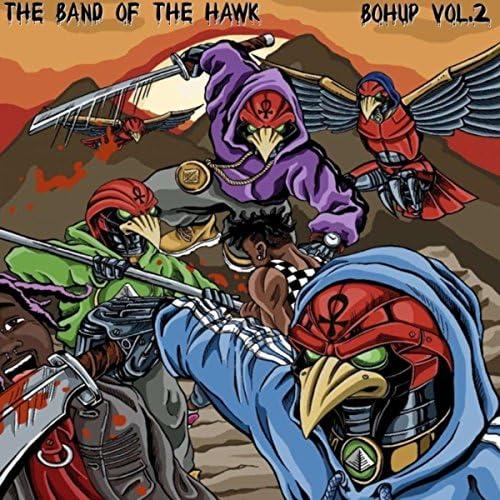 The Band of the Hawk, Noaharchangel & DJ Thruvo