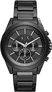 Armani Exchange Men's AX2601 Chronograph Quartz Black Watch