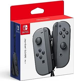 Nintendo 任天堂 Switch 游戏机 Joy-Con 左右手柄 灰色