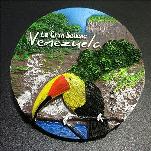 Venezuela Souvenir Geschenk 3D, Polyresin, Küche Kühlschrank Magnet Tourist Souvenir