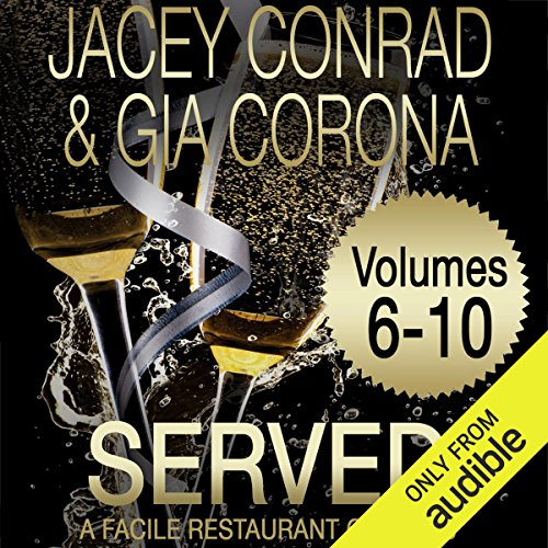 Served: Facile Restaurant Omnibus Volume Two audiobook cover art