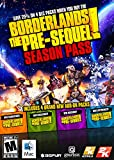 Borderlands: The Pre-Sequel Season Pass [Online Game Code]